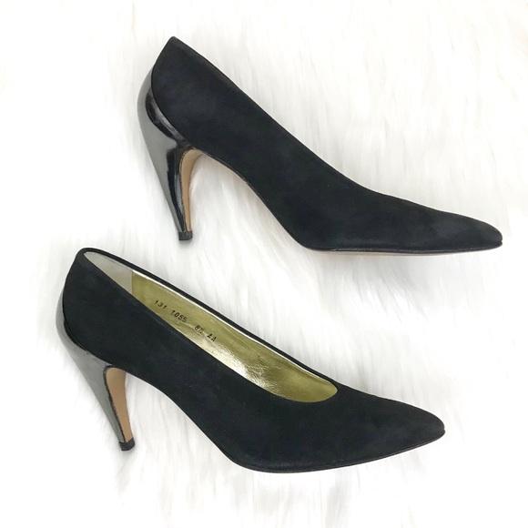c02dcabe231c4 Last Chance🔥Walter Steiger Vintage Curve Heels